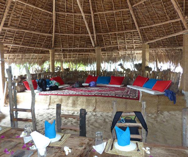 Kenya Safari Mare Ristoro