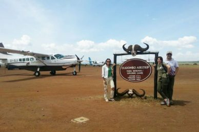 Aeroporto Masai Mara