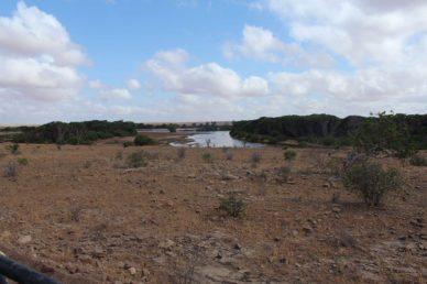 Confine Tsavo Est - Ovest fiume Galana