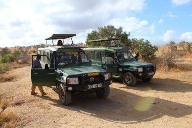 Jeep Safari (7 + 2 posti)