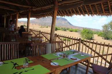 Lodge Tsavo Est